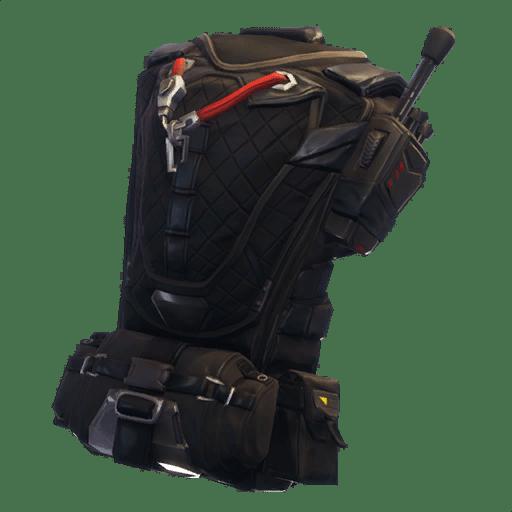 Precision Back Bling Backpacks Fortnite Skins