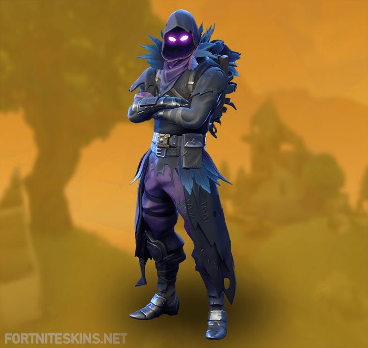 Fortnite Raven Outfits Fortnite Skins
