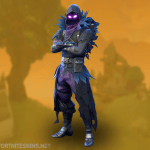 raven outfit