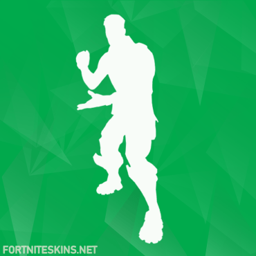 rock paper scissors emote
