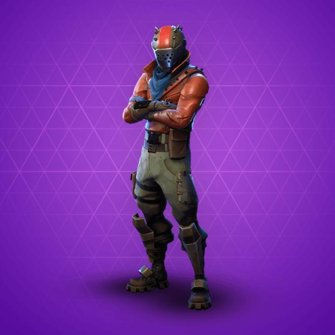 Rust Lord Skin