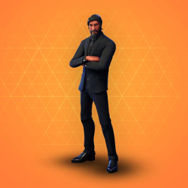 The Reaper Skin