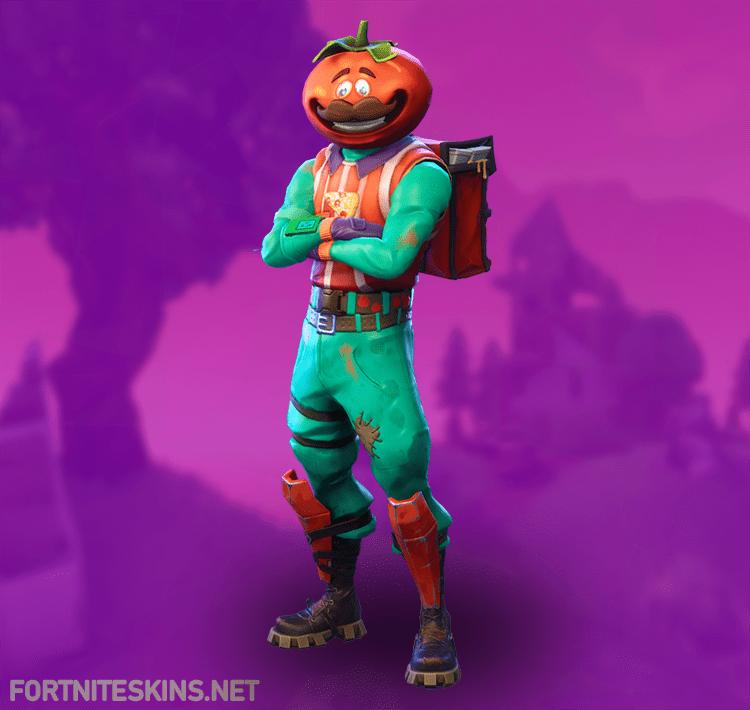 Fortnite Tomatohead Outfits Fortnite Skins