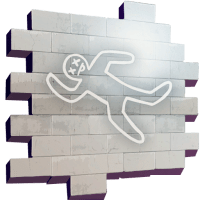 Chalk Outline icon