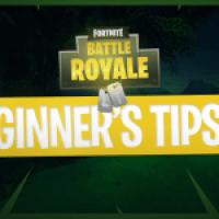 Fortnite Battle Royale: Beginner's Tips icon