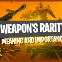Fortnite Battle Royale Weapon's Rarity – Meaning and Importance icon