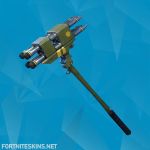persuader pickaxe