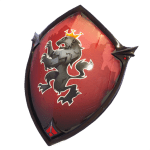 Red Shield icon png