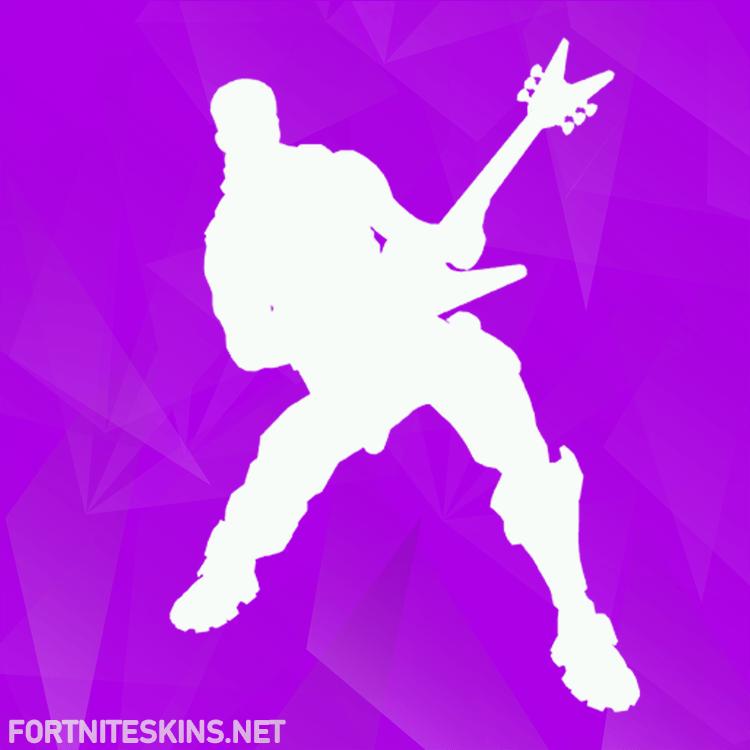 Rock Out Dance Emotes Fortnite Skins