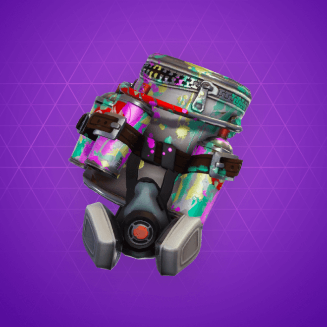 Tag Bag Back Bling