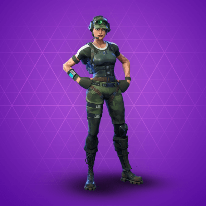 Fortnite Trailblazer Skin | Epic Outfit - Fortnite Skins