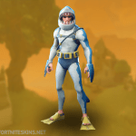 chomp sr outfit
