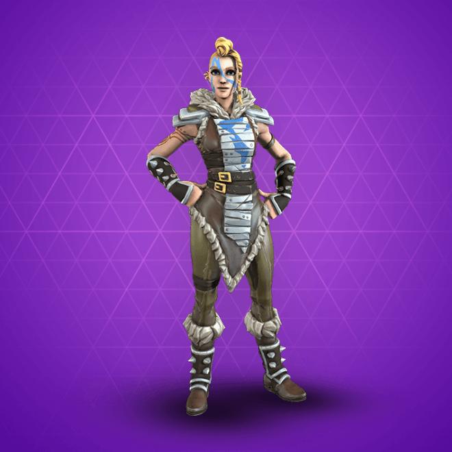 Huntress Skin