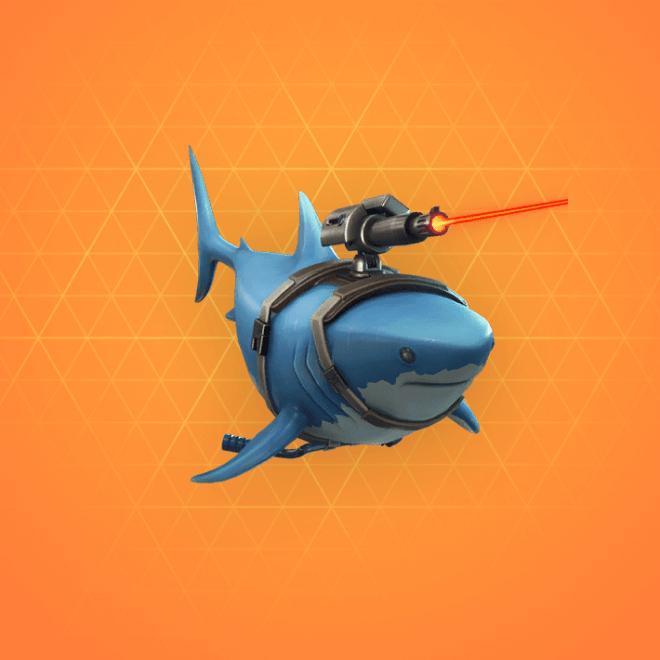 Laser Chomp Glider
