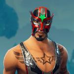 Masked Fury Skin