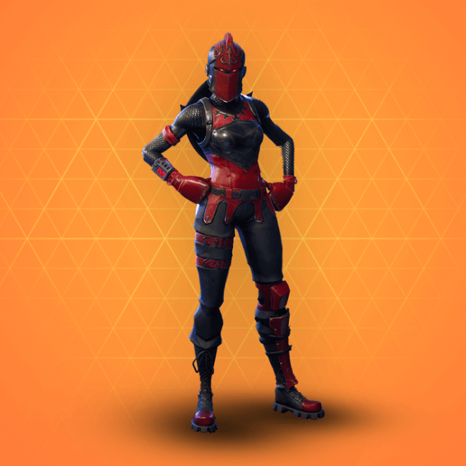 Fortnite Red Knight Skin | Legendary Outfit - Fortnite Skins