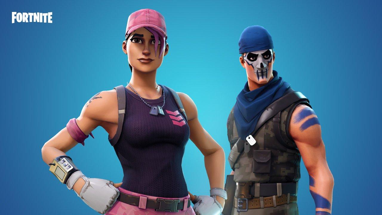Fortnite Rose Team Leader Skin Legendary Outfit Fortnite