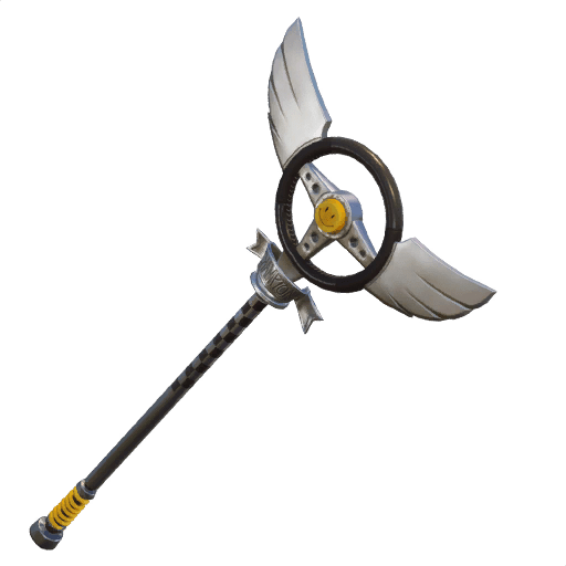 Fortnite Victory Lap Harvesting Tool | Uncommon Pickaxe