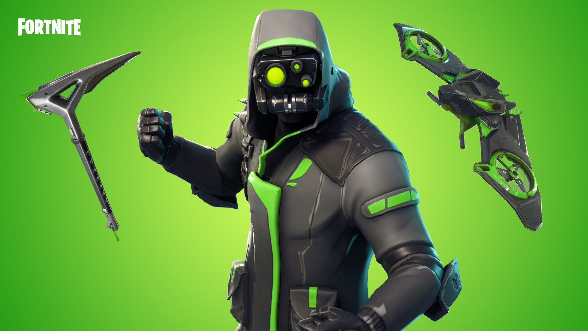 if you like to download this wallpaper please use this - pioche a 500 v bucks fortnite