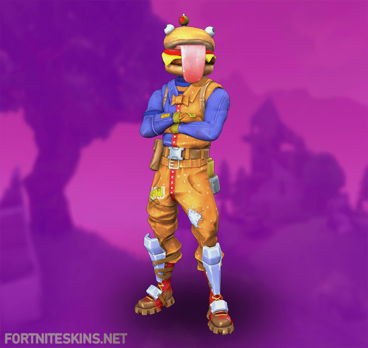Fortnite Beef Boss Outfits