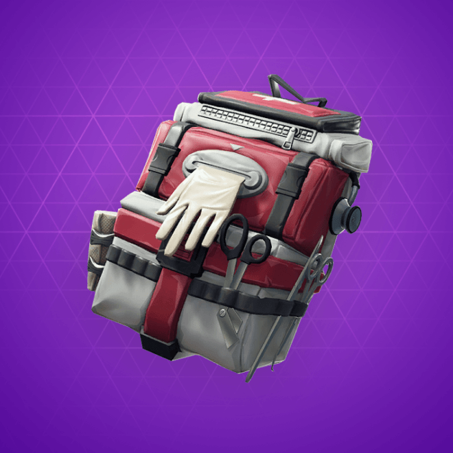 Care Package Back Bling