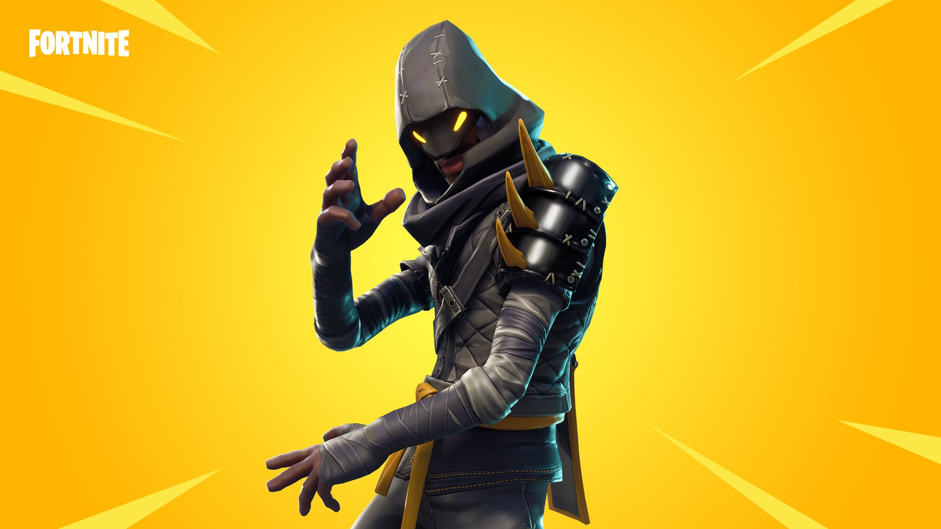 if you like to download this wallpaper please use this - ninja fortnite costume