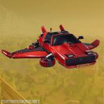 hot ride glider