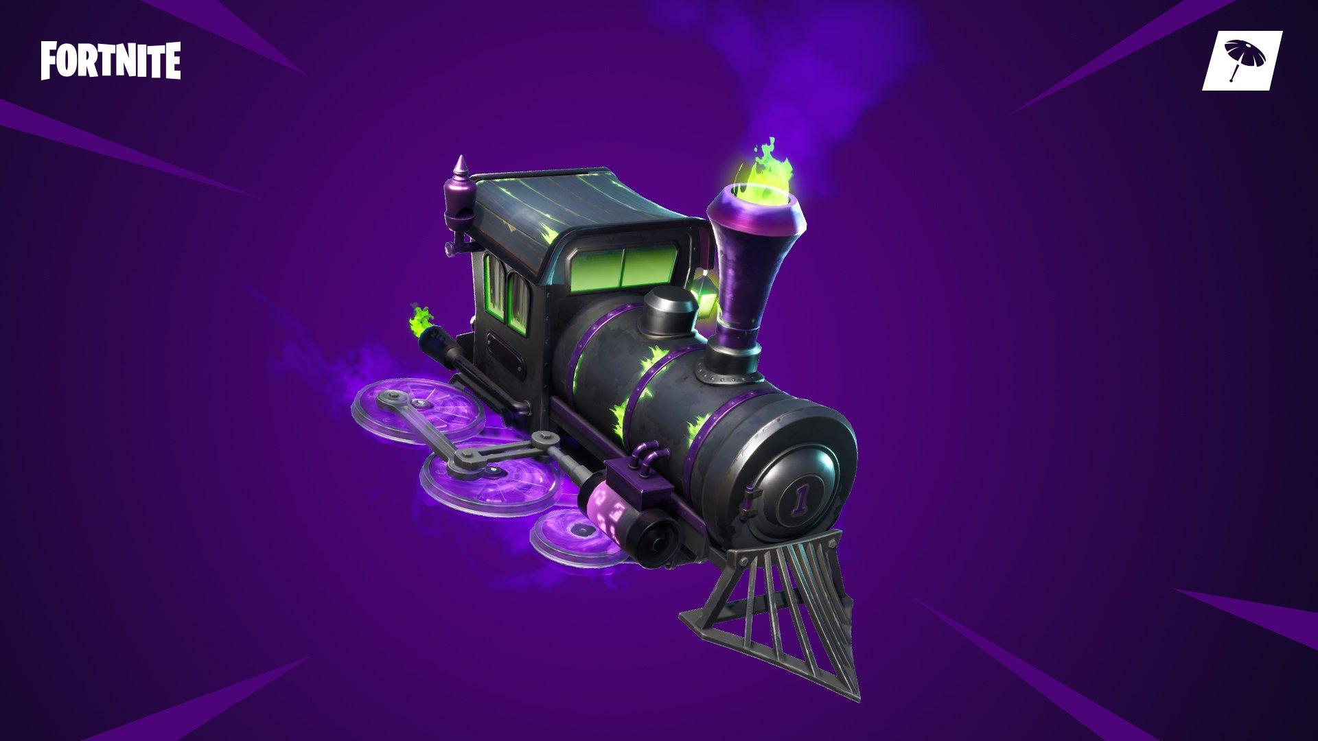 Fortnite Dark Engine Glider | Epic Glider - Fortnite Skins