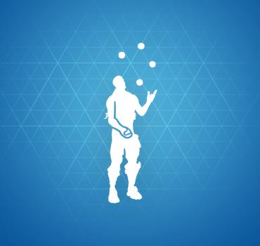 jugglin emote