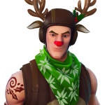 Red-Nosed Ranger icon png
