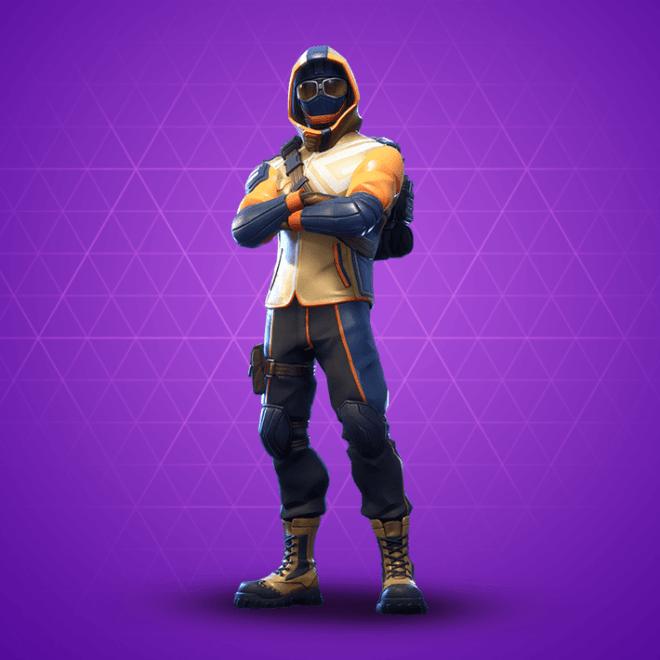 Summit Striker Skin