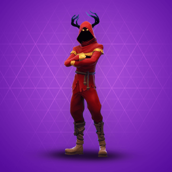 Fortnite Cloaked Shadow Skin Epic Outfit Fortnite Skins