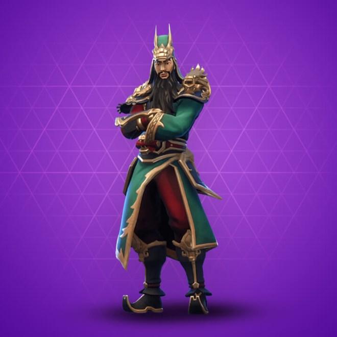 Guan Yu Skin