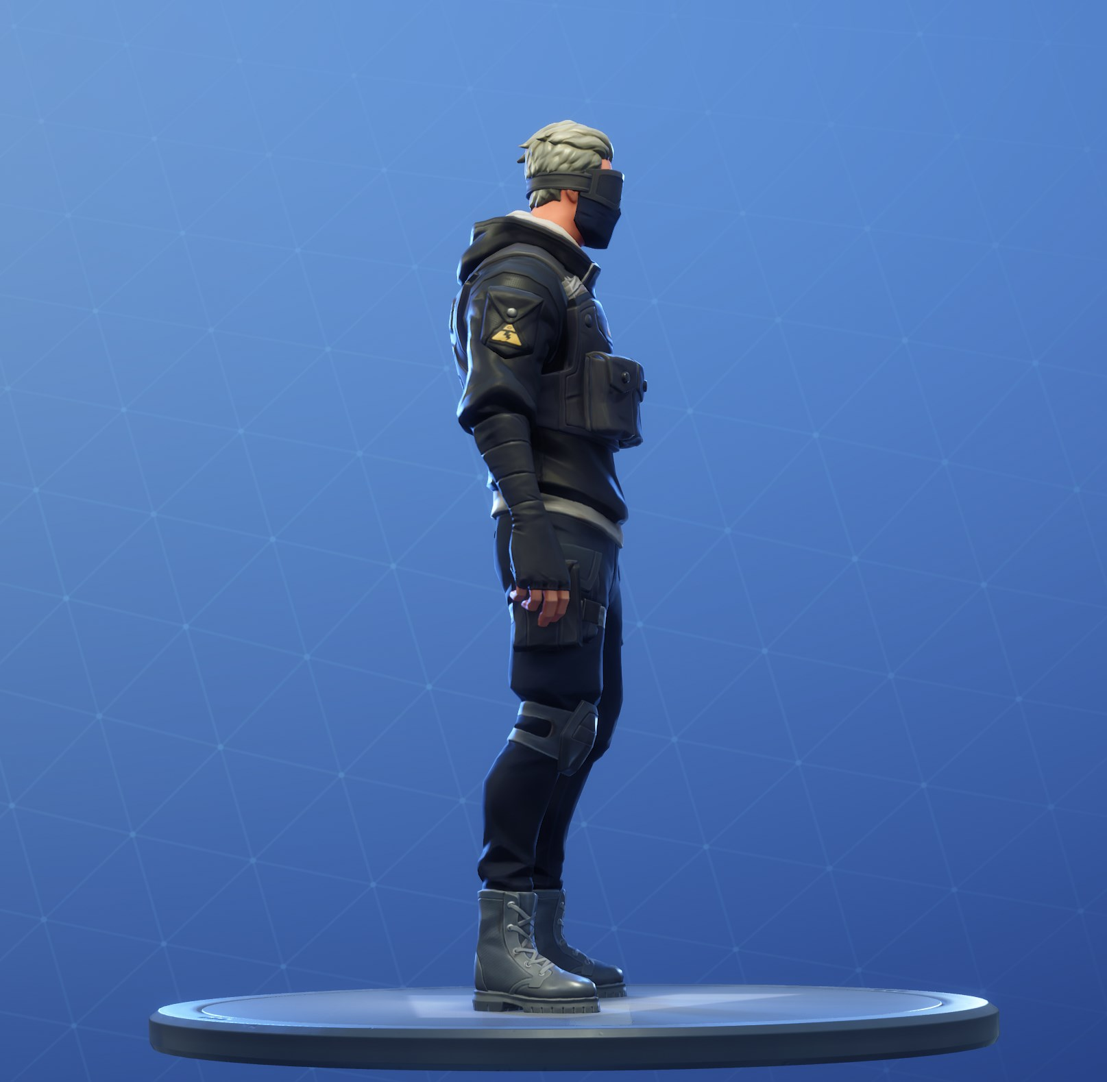 Fortnite Verge Skin Uncommon Outfit Fortnite Skins