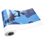 Blue Camo Wrap