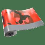 Red Camo Wrap
