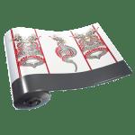 White Dragon Wrap