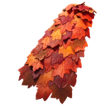 Autumn's Mantle Back Bling
