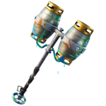 Double Tap Pickaxe