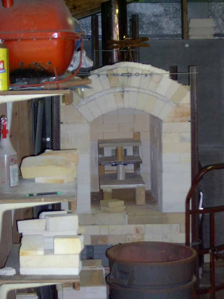 Reduction Kilns