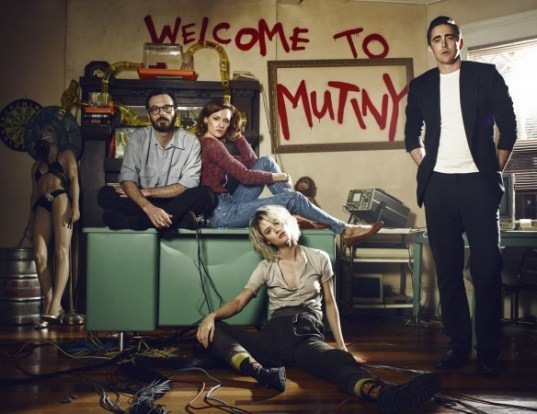 Neue Staffel, neues Thema: Staffel 2 dreht sich um die Online-Gaming-Schmiede Mutiny; Foto: AMC Studios