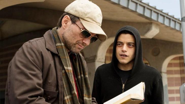 """Christian Slater liest William Gibson's """"Neuromancer""""; Foto: USA Network"""