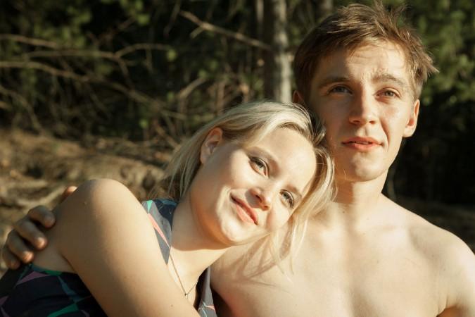 Liebe in der DDR: Martin (Jonas Nay) und Annett (Sonja Gerhardt)