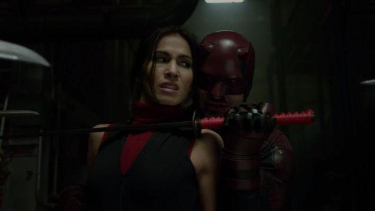 Mit Elektra (Élodie Yung) verbindet Daredevil nicht nur eine alte Freundschaft.