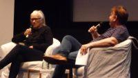 Jane Campion und Steve Blame