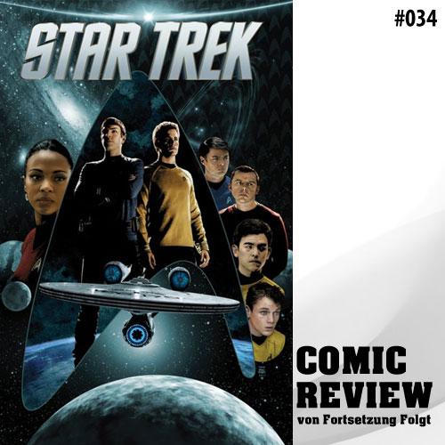 Star Trek Comicband 6: Die neue Zeit 1