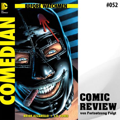 Comedian - Before Watchmen