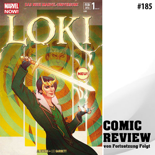 CRFF185 - Loki: Bd. 1: Liebesgrüße aus Asgard
