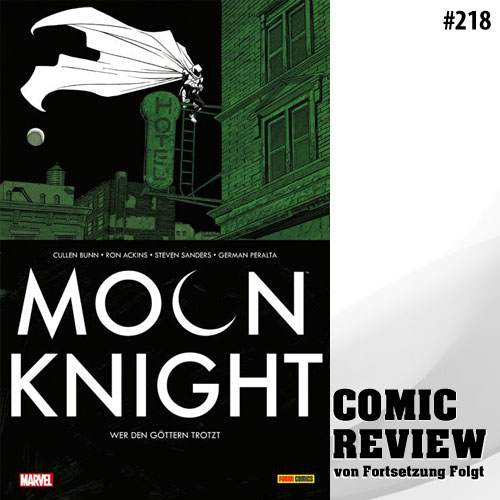 Moon Knight 3: Wer den Göttern Trotzt