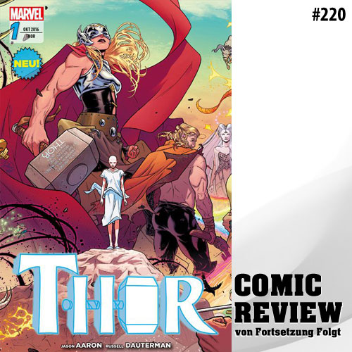 Thor: 1 - Donner im Blut